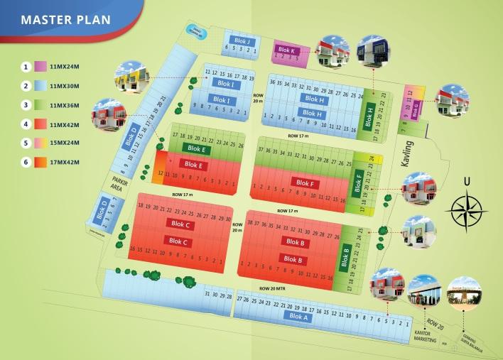 Master Siteplan